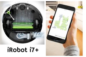 iRobot i7+, aspiradora y limpiadora